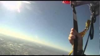 Wingsuit Tandem FlyBy