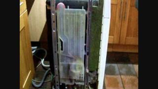 AEG dishwasher fault / problem