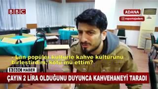Çaya 2 TL Zam Yüzünden Taranan Kıraathane - Röportaj Adam