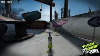 Аффффииииигенные трюки:) - Touchgrind BMX