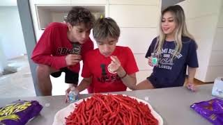 Ivanita Lomeli:First To Finish Spicy Takis Wins Crazy PRIZE