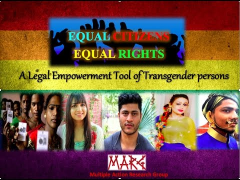 EQUAL CITIZENS EQUAL RIGHTS