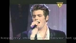 Westlife - Close with Lyrics (Live)