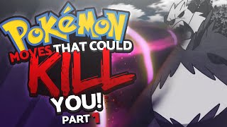 Pokémon Moves That Could Kill You w/ Supra! Part 1 - Feat. Woopsire