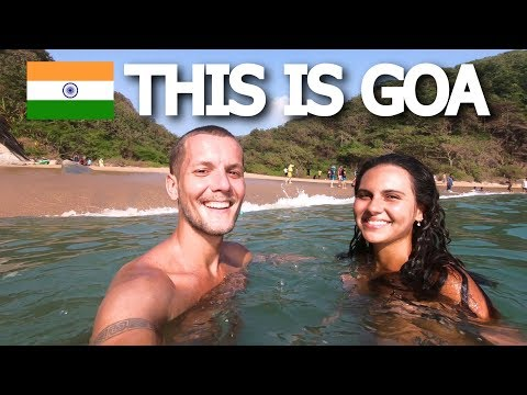 THIS IS WHY YOU TRAVEL GOA! (BEST OF INDIA)