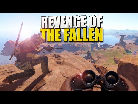 REVENGE Of The FALLEN - Epilogue Of Solo Survival (Rust)