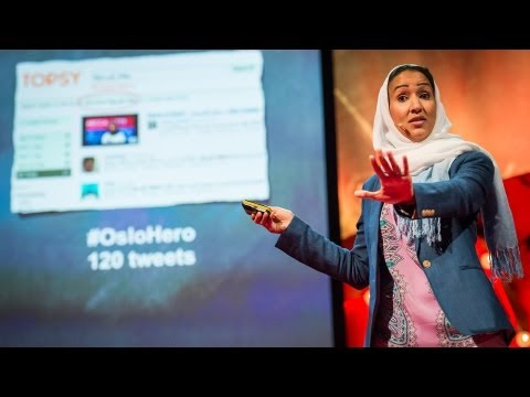 A Saudi Woman Who Dared To Drive - Manal Al-Sharif
