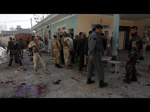 Afghanistan: suicide bomb 'kills man celebrating release from Taliban'