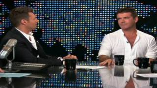 The truth behind Simon-Seacrest tension