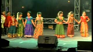 Welcome Dance (Remix of suprabhatam morning prayer) by Sr.KGA