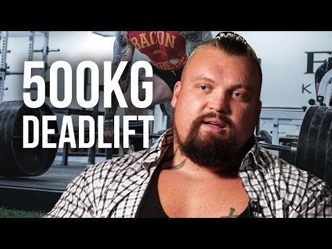 Eddie Hall beats The Mountain from Game of Thrones to make