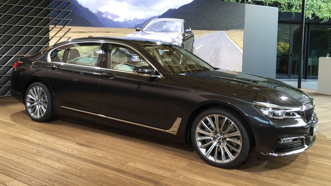 2016 BMW 7 Series G11 Preview Quick Walk Around Tour