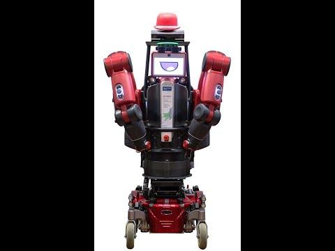Project Fezzik: Playing Fetch with Robot DE NIRO