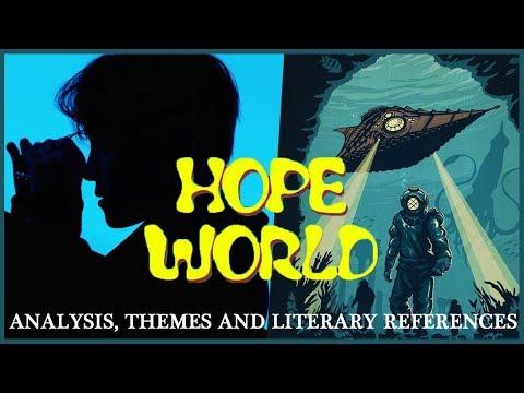 BTS J-HOPE Hope World Mixtape Explained: Analysis, Themes and Literary References