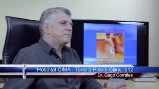 Tratamiento de la Otitis Media Sero-Mucosa (moco en oído medio)
