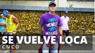 Download SE VUELVE LOCA by CNCO | Zumba® | Cumbiaton | Kramer Pastrana Mp3 and Videos