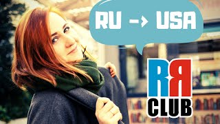 Why I moved to AMERICA – Slow Russian Lesson