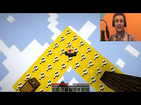 Minecraft LUCKY BLOCK SKY WARS ! ! ! [Srpski Gameplay] ☆ SerbianGamesBL ☆