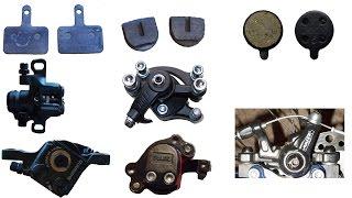 Как заменить или установить тормозные колодки на дисковых тормозах велосипеда видео.(Мой ВК https://vk.com/id263241899 Полезные видео с моего канала, о ремонте велосипеда. 1) Задняя втулка колеса обслуживан..., 2015-05-20T18:30:58.000Z)
