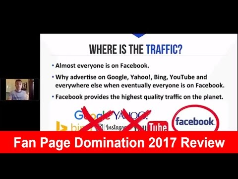 Fan Page Domination 2017 Review and Student Breakthrough