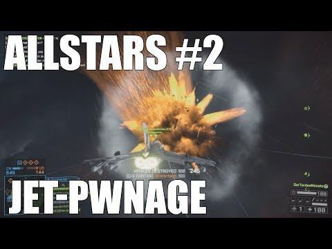 Allstars #2: Jet-Pwnage mit Sarazar, LeFloid, SgtRumpel und vielen mehr!