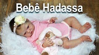 Detalhes da Bebê Hadassa