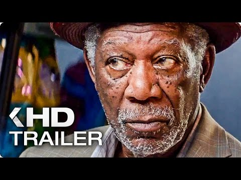 GOING IN STYLE: Official Movie Trailer (2017) Morgan Freeman, Zach Bra Michael Caine