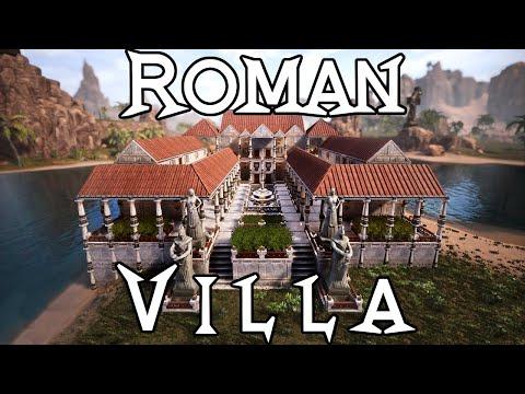 Roman Villa - Build Guide   CONAN EXILES