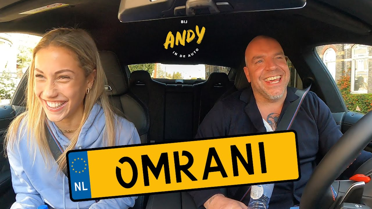 Noor Omrani –  Bij Andy in de auto! (English subtitles)