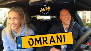 Noor Omrani -  Bij Andy in de auto! (English subtitles)