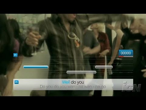 SingStar (game & microphone) PlayStation 3 Trailer -