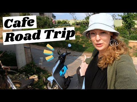 SCOOTERING to Kinmen's Best DESSERT AND COFFEE ☕️ Kinmen Island Travel and Taiwan Cute Cafe VLOG