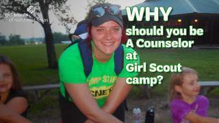 Camp Counselors Change Lives - Girl Scouts of Northeast Texas