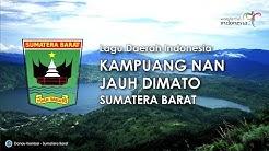 Kampuang Nan Jauh Dimato - Lagu Daerah Sumatera Barat (Karoke, Lirik dan Terjemahan)  - Durasi: 3:42.