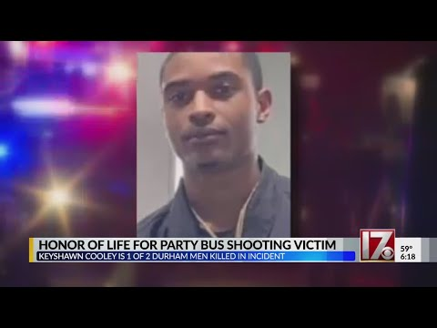 Funeral Held For 1 Of 2 Durham Men Killed In NC Party Bus Shooting