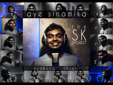 Aye Sinamika – OK Kanmani || The SK Project || Acapella Cover ftnth Hariharan