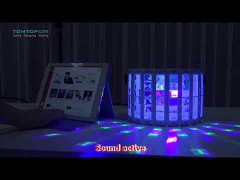 Led Dj Ibiza Effect Professional Karaoke Stage Light Derby Rgbw xdQCtshr