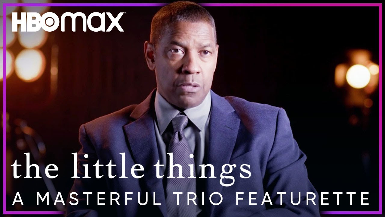 Download Denzel Washington, Rami Malek & Jared Leto Give An Exclusive Look Into The Little Things | HBO Max