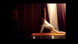 Йога видео, Хатха йога методом простирания(выполняйте своем ритме. после не забывайте выполнить позу отдыха., 2016-05-18T07:54:57.000Z)