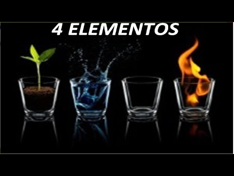 Empedocles 4 Elementos o Raices - YouTube