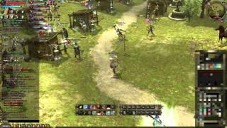 アルカディアサーガ対人動画 2011-04-16
