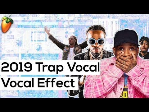 How To Mix Trap Vocals In FL Studio 20 (2019)