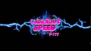 F 777 1 Space Battle Ludicrous Speed Album