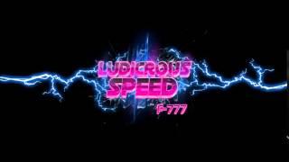 F-777 - 1. Space Battle (Ludicrous Speed Album)