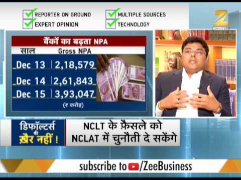 Banks to file insolvency proceedings against 12 defaulters in NCLT