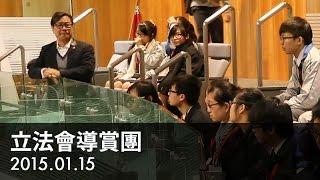 2015.01.15 毓民:選班長比喻普選行政長官(粉嶺救恩