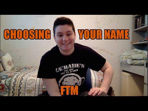 Picking the right tranny name name