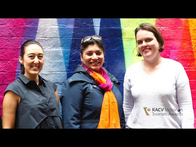 Foodie Trails - 2019 RACV Victorian Tourism Awards Entrant