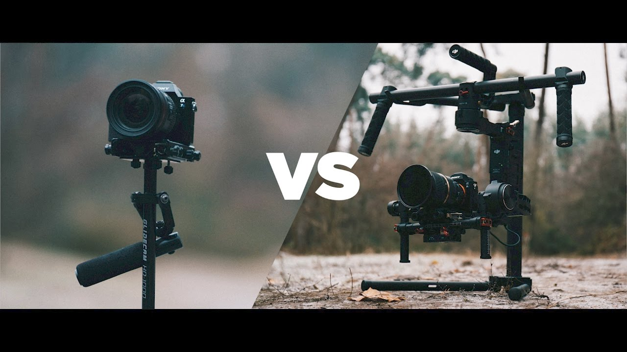 Steadycam Vs Gimbal 5 Grunde Fur Eine Steadycam Feat Soogehts