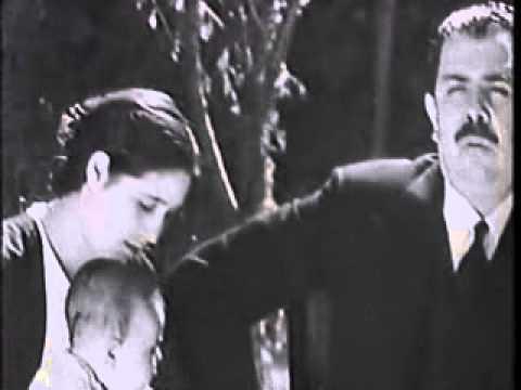 Lázaro Cardenas con su hijo Cuauhtémoc Cárdenas